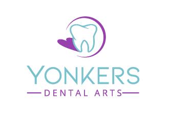 Yonkers Dental Arts logo design