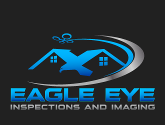 Eagle Eye Inspections and Imaging  logo design