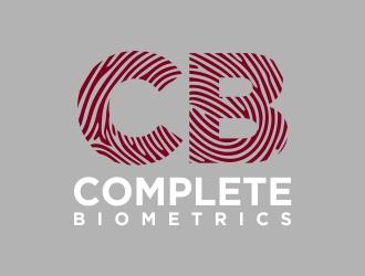COMPLETE BIOMETRICS logo design