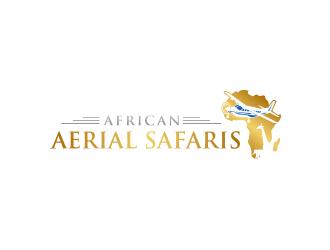 African Aerial Safaris (A.A.S) logo design