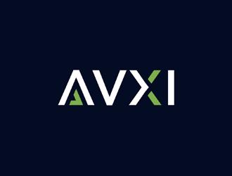 AVXI logo design