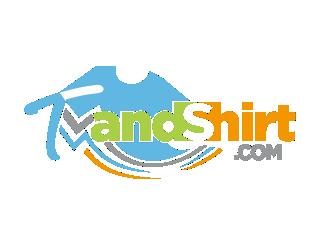 TandShirt.COM logo design