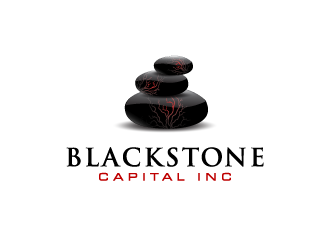 Blackstone Capital Inc logo design