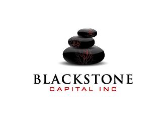 Blackstone Capital Inc logo design