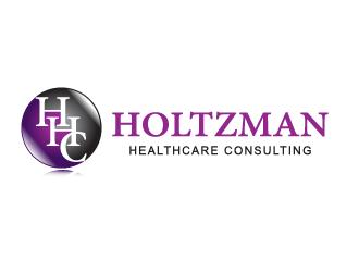Holtzman Healthcare Consulting logo design