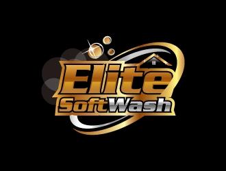 Elite Softwash logo design