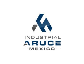 Industrial ARUCE México logo design
