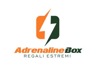 AdrenalineBox logo design
