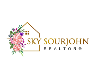 Sky Sourjohn, REALTOR® logo design