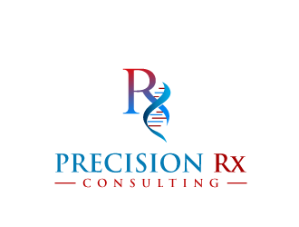 Precision Rx Consulting, LLC logo design