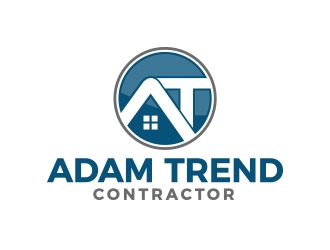 Adam Trend, Contractor logo design