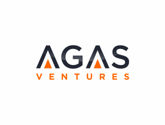 AGAS Ventures logo design