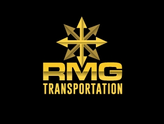 RMG TRANSPORTATION  logo design