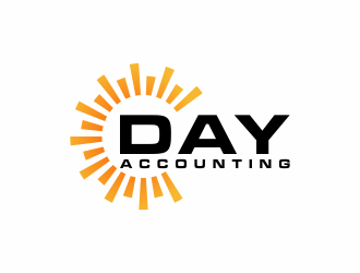 DAY ACCOUNTING logo design winner
