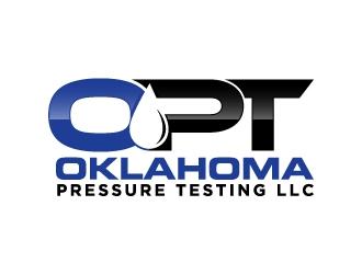 Oklahoma Pressure Testing LLC logo design