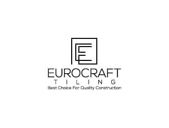 Eurocraft Building  logo design