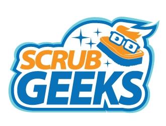 Scrub Geeks logo design