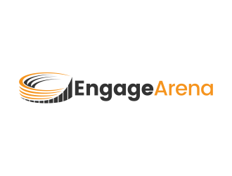 Engage Arena logo design