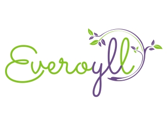 Everoyll logo design