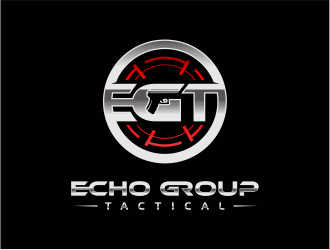 Echo Group Tactical logo design