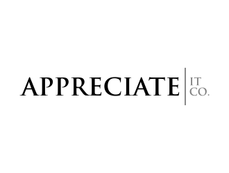 Appreciate It Co. logo design