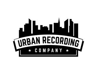 Urban Recording Company logo design