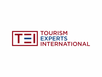 Tourism Experts International logo design