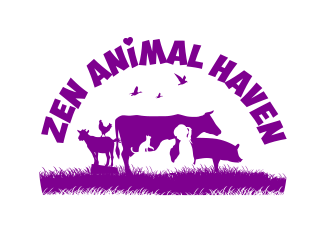 Zen Animal Haven logo design by schiena