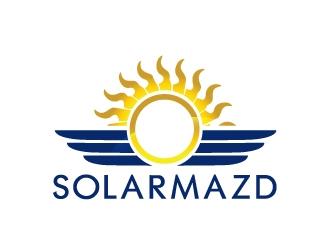 solarmazd logo design winner