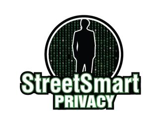 Street Smart Privacy logo design winner