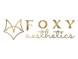 FOXY aesthetics logo design