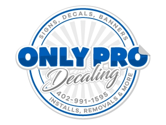 Only Pro Decaling logo design