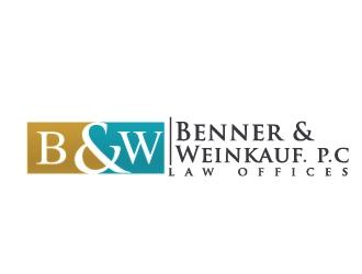 Benner & Weinkauf logo design