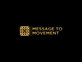 Message to Movement logo design