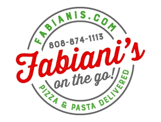 Fabianis Wailea logo design