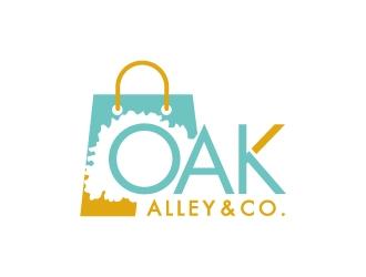 Oak Alley & Co.  logo design