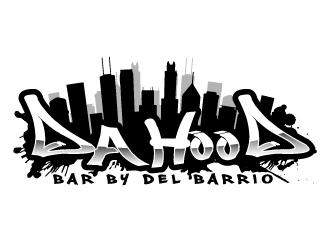 Da Hood logo design