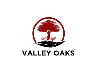 Valley Oaks logo design