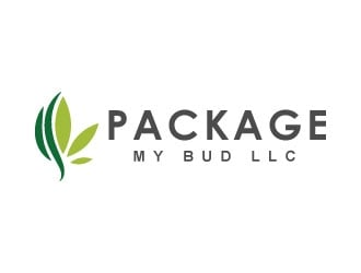 Package My Bud LLC logo design