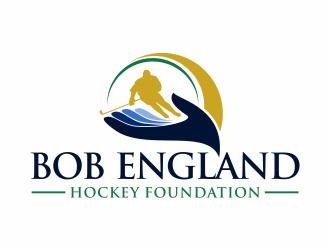 Bob England Hockey Foundation logo design