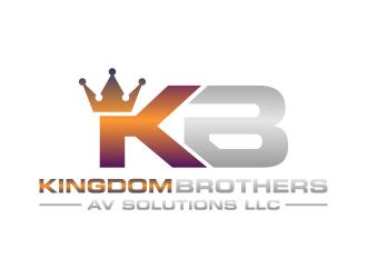 Kingdom Brothers AV Solutions LLC. logo design winner