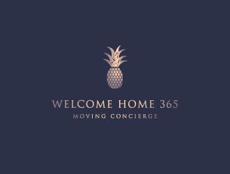 Welcome Home 365 logo design