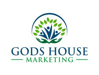 Gods House Marketing logo design by done