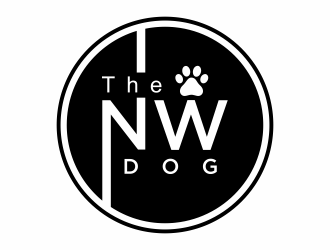 The NW Dog logo design