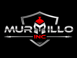 Murmillo  logo design
