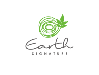 Earth Signature logo design