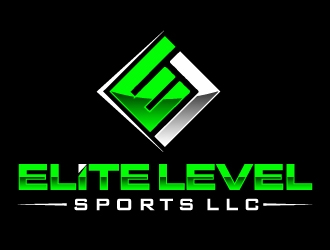 Elite Level Sports LLC logo design