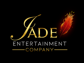 Jade Entertainment Company  logo design