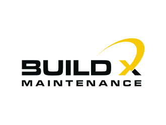 BUILD X MAINTENANCE  Logo Design