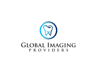 Global Imaging Providers logo design by noviagraphic